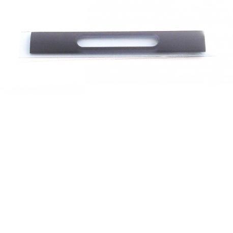 Tapadera Lateral de Carga Magnetica para Sony Xperia Z3 Compact D5803 D5833 - Negra / Remanufacturada