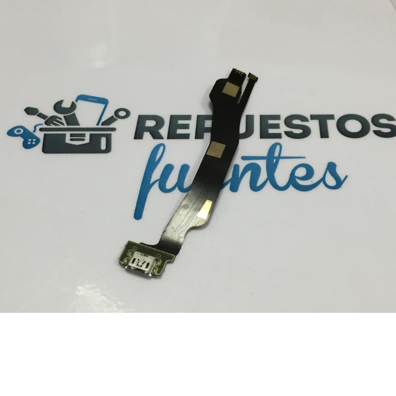 Repuesto Flex Conector de Carga MicroUSB para Oppo OnePlus One 1