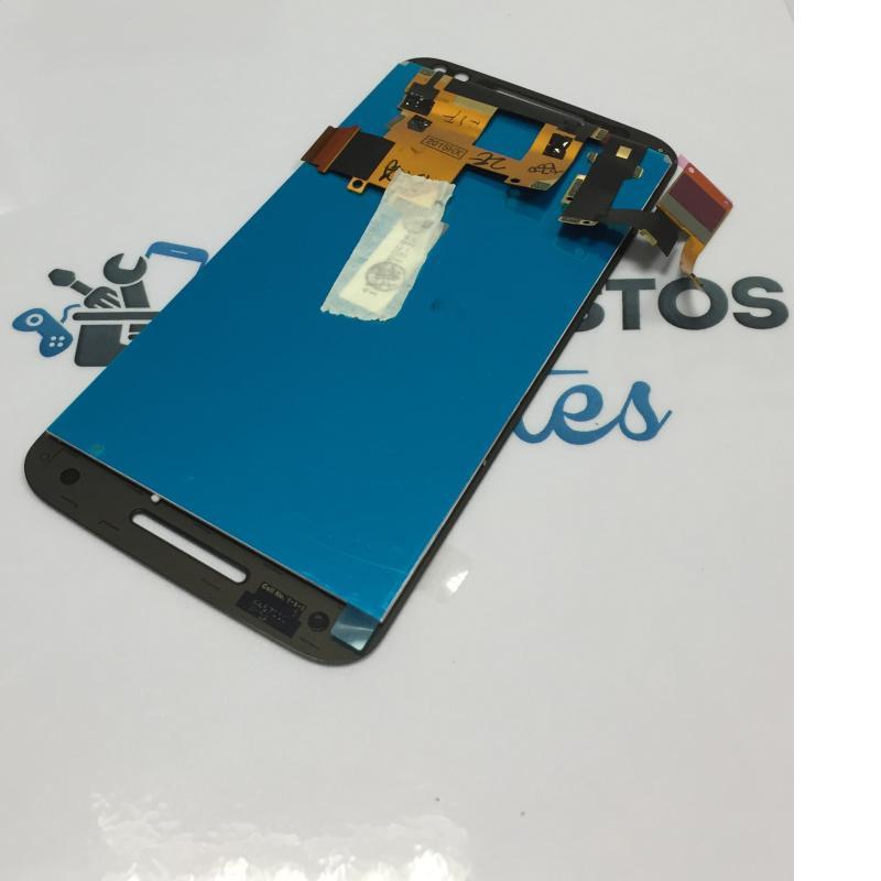 Repuesto Pantalla Tactil + LCD para Motorola Moto X Style X3 XT1570 - Negra