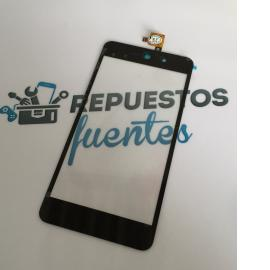 Repuesto Pantalla Tactil para Wiko Rainbow Up - Negro