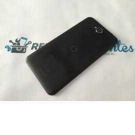 Tapa Trasera Vodafone Smart 4 Max Negra - Recuperada