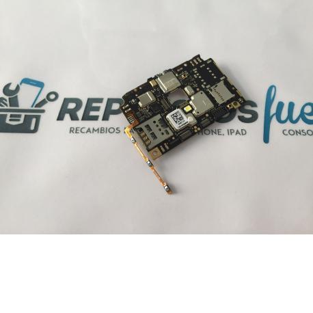 Placa Base Original + Flex de Encendido y Volumen Vodafone Smart Prime 6 895n - Recuperada