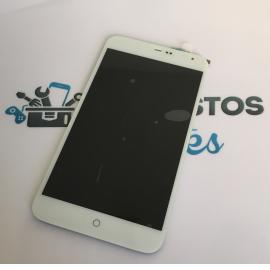 Repuesto Pantalla Tactil + Display LCD para Meizu MX3 - Blanco