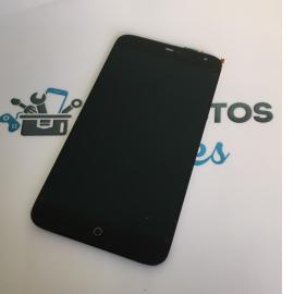 Repuesto Pantalla Tactil + Display LCD para Meizu MX3 - Negro