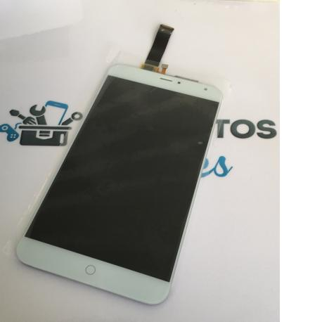 Repuesto Pantalla Tactil + LCD Display para Meizu MX4 - Blanco
