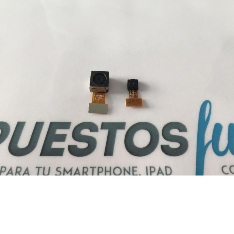 Juego de Camara Frontal y Trasera Vodafone Smart 4 Power - Recuperada