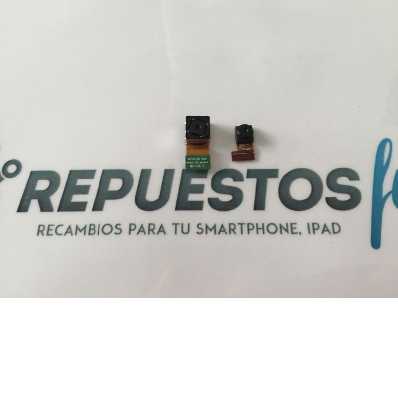 Juego de Camara Trasera y Frontal Prestigio Multiphone PAP5044 Duo - Recuperada