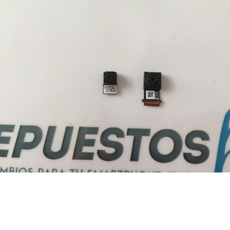 Juego Camara Frontal y Trasera Asus Fonepad 7 2014 FE170CG ME170C ME170 K012 K017 - Recuperada