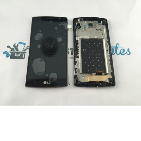 Repuesto Pantalla Lcd Display + Tactil con Marco para LG G4s H735 - Titan