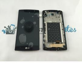 Repuesto Pantalla Lcd Display + Tactil con Marco Original para LG G4s H735 - Titan