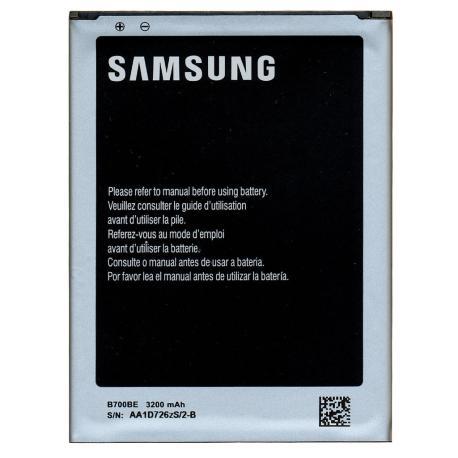 Bateria B700BE / BC Original para Samsung Galaxy Mega 6.3 GT-I9205, i9200 de 3200mAh