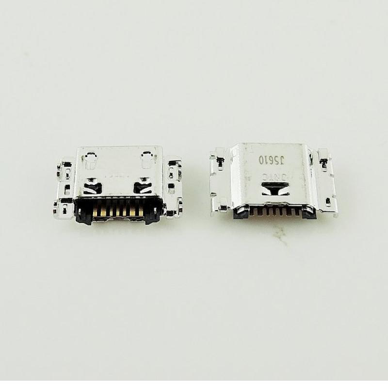 Conector de Carga Micro USB Original para SM-J100 / SM-J500