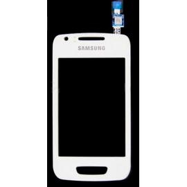 pantalla Tactil cristal Samsung S5380 Samsung Wave Y BLANCO