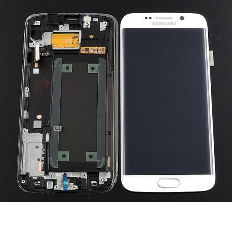 Pantalla LCD + Tactil Original Samsung Galaxy S6 Edge SM-G925F - Blanca