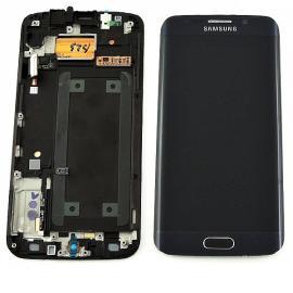 Pantalla LCD + Tactil Original Samsung Galaxy S6 Edge SM-G925F - Azul