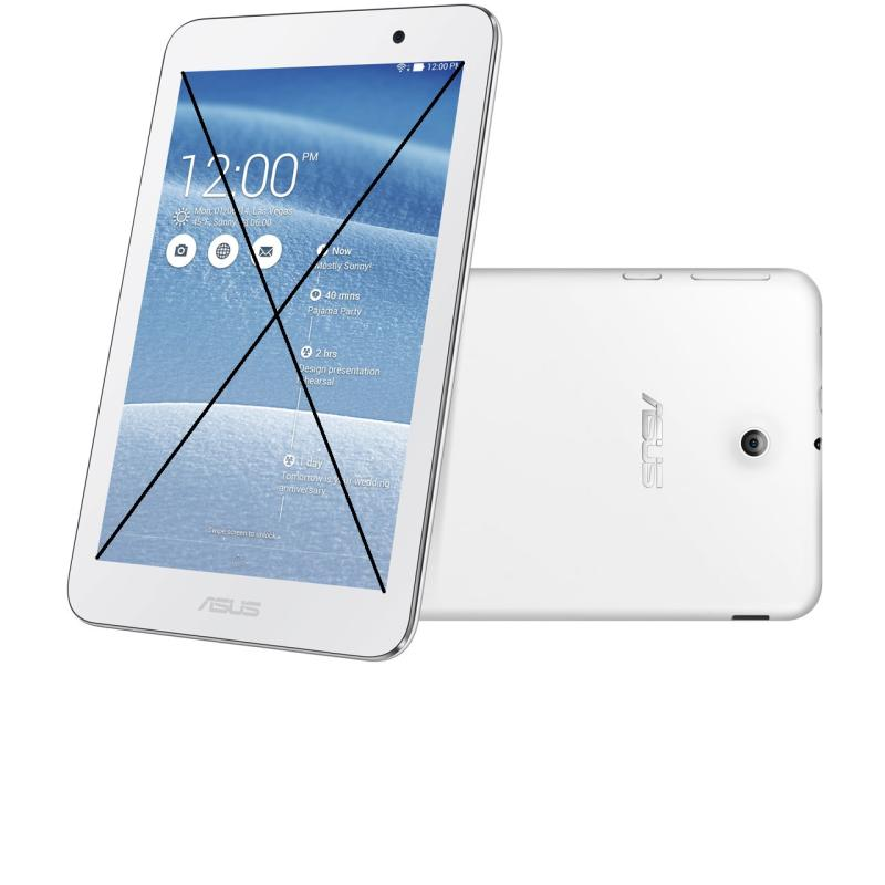 """Repuesto de Tablet Completa para Reparar - Asus Memo Pad 7"""" 16GB Me176CX K013 - Blanca"""