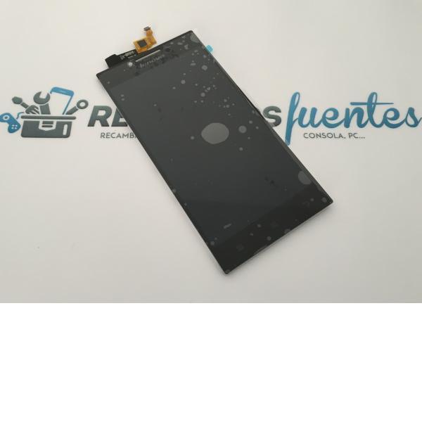 Pantalla Tactil + LCD Display para Lenovo P70 - Negro