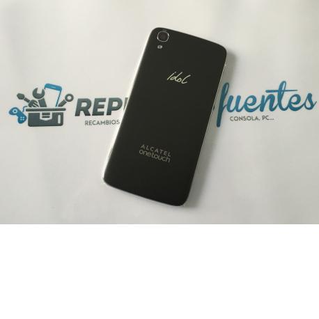 Carcasa Tapa Trasera de Bateria para Alcatel One Touch Idol 3 OT-6039 de 4.5 Pulgadas