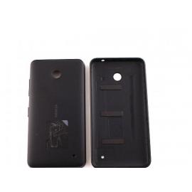Carcasa tapa bateria Nokia Lumia 630 635 636 Negra Recuperada