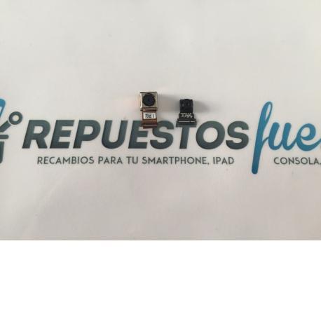 Juego Camara Trasera y Frontal ASUS MeMO Pad 8 ME181C K011 - Recuperada