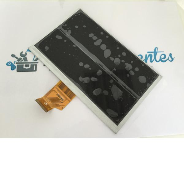 Pantalla LCD Display 7 Pulgadas Original para Science4you Tab4you III Tab3.0 - 01875 (con 40 Pines)