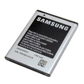 Bateria Original EB494358VU para Samsung S5660 Galaxy Gio, S5830 Galaxy Ace, S5670 Galaxy