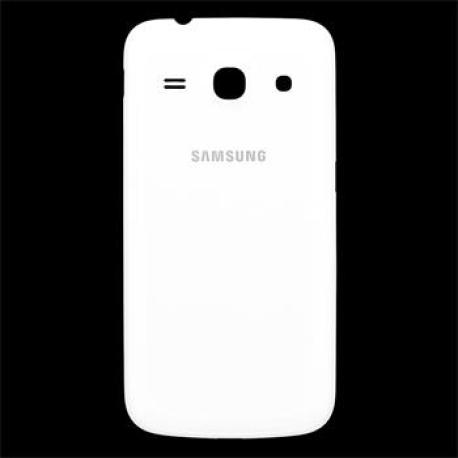 Carcasa Tapa Trasera Original Samsung Galaxy Core 2 G355  Blanca - Recuperada