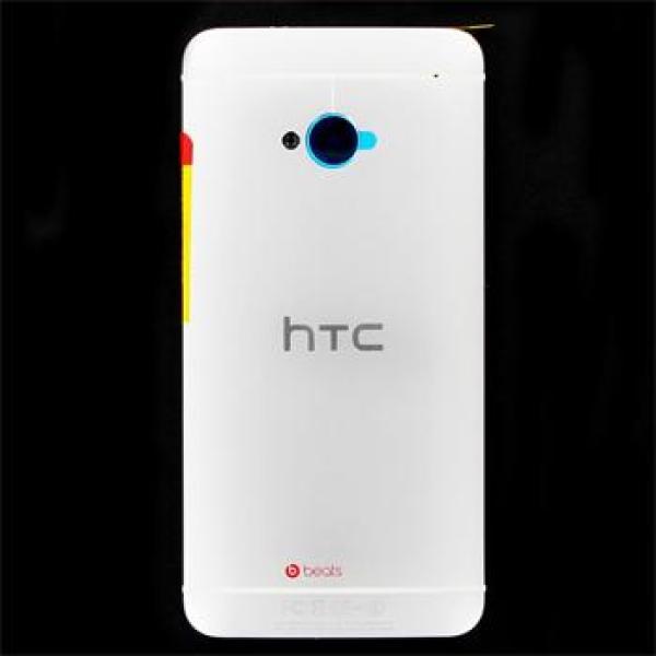Carcasa Trasera Tapa de Bateria Original HTC One M7 - Blanca