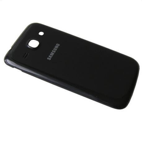 Carcasa Tapa Trasera de Bateria Original para Samsung Galaxy Core Plus SM-G350 - Negra