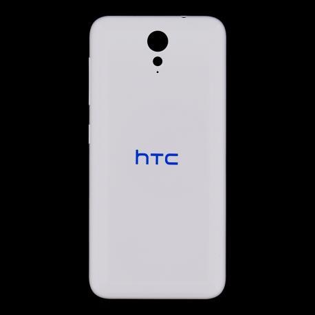 Carcasa Tapa Trasera de Bateria para HTC Desire 620g - Blanca