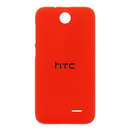 Carcasa Tapa Trasera de Bateria para HTC Desire 310 - Naranja