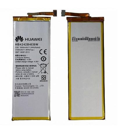 Bateria HB4242B4EBW Original para Huawei Honor 6, Honor 4X de 3000mAh