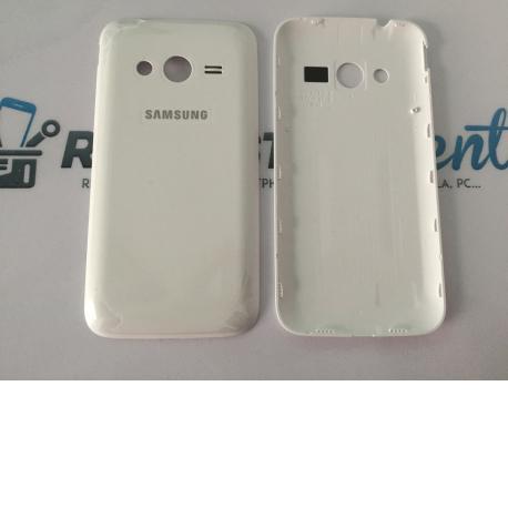 Tapa Trasera Original Samsung Galaxy Trend 2 Lite G318 - Blanca