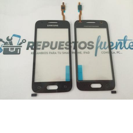 Repuesto Pantalla Tactil Original Samsung Galaxy Trend 2 Lite G318 - Negra