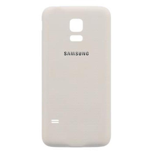 Carcasa Tapa Trasera de Bateria Original Samsung Galaxy S5mini G800 - Blanco