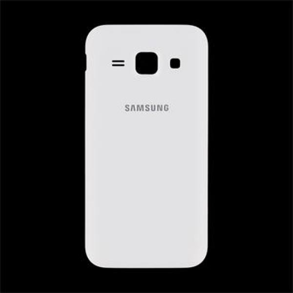 Carcasa Tapa Trasera de Bateria Original para Samsung Galaxy J1 J100 - Blanca