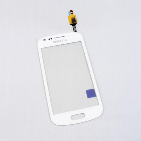Repuesto de Pantalla Tactil Original para Samsung Galaxy Trend Plus S7580 - Blanca
