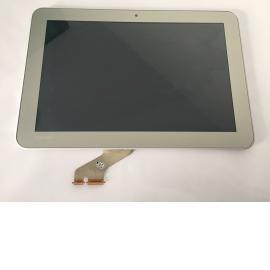 Pantalla Lcd + tactil con Marco Original Tablet TOSHIBA Encore 2 WT10-A - Recuperada