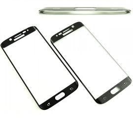 Protector de Pantalla Cristal Templado Samsung S6 Edge G925 - Negro
