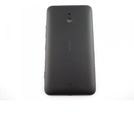 Carcasa Trasera de Bateria Original para Nokia Lumia 1320 - Negra
