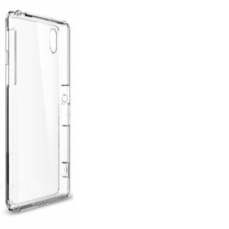 Funda de silicona para el Sony Xperia Z3 D6603 D6633 D6643 D6653 - Transparente