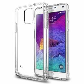 Funda de Gel para Samsung Galaxy Note 4 SM-N910 - Transparente