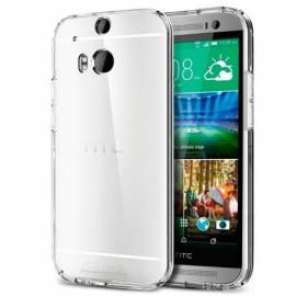 Funda de Gel para HTC One M8 - Transparente