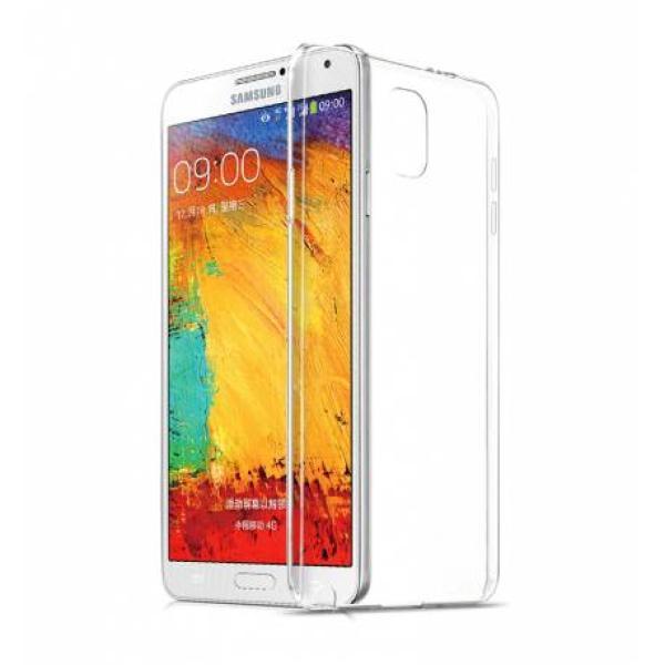 Funda de Gel para SAMSUNG GALAXY Note 3 N9005 - Transparente