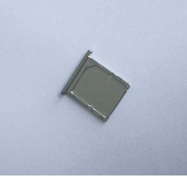 Soporte de Tarjeta SIM para Xiaomi MI4 - Plata / Blanca