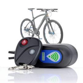 Alarma Digital para Bicibletas