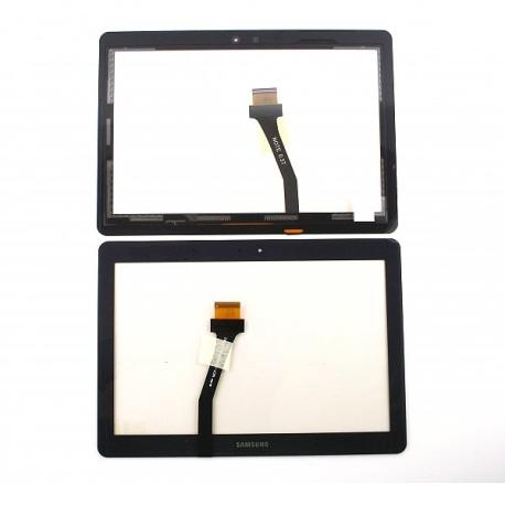 Pantalla Tactil Cristal Digitalizador para Samsung Galaxy TAB 2 P5100, P5110, N8000 - Negra