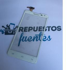 Pantalla Tactil para Prestigio MultiPhone 5044 Duo - Blanca