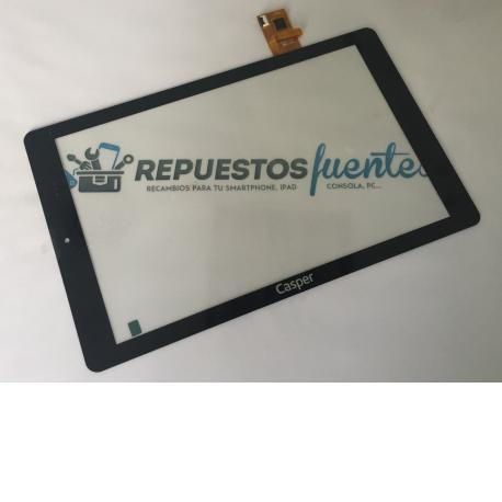 Pantalla Tactil para Tablet 10 de Pulgadas HYUNDAI Crystal - Negra