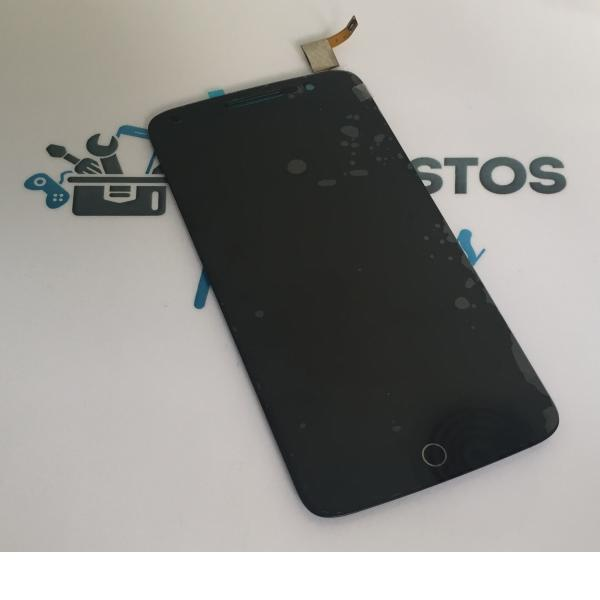 Pantalla Tactil + LCD Display para Vodafone Smart Prime 6 VF-895N - Negra